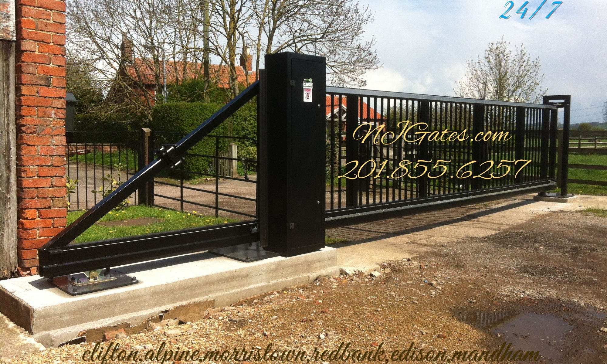 Sliding Gates Services